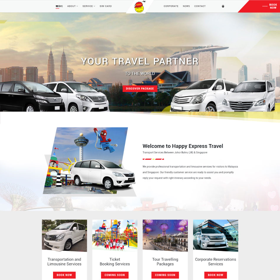 Happy Express Travel Sdn Bhd
